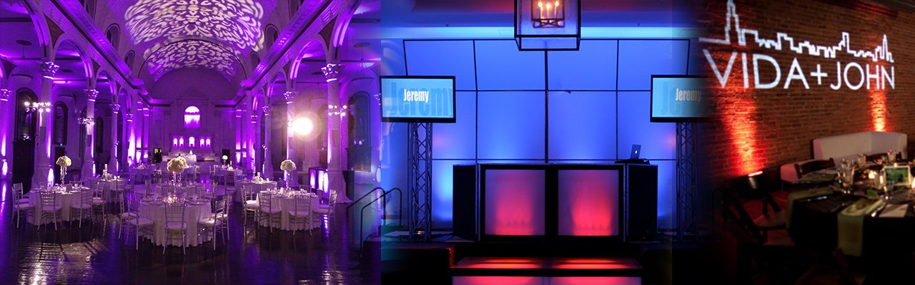 Event Lighting Los Angeles